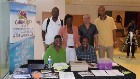 2015-02-28 Cost of Corruption at Caribe Film Festival Miami