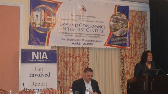 2015-04-25 And 26 Faculty of Law Symposium