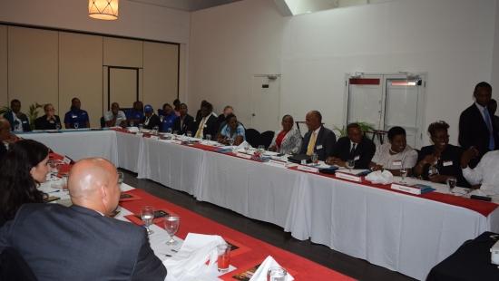 2016 Dept of Govt Anti Corruption Forum