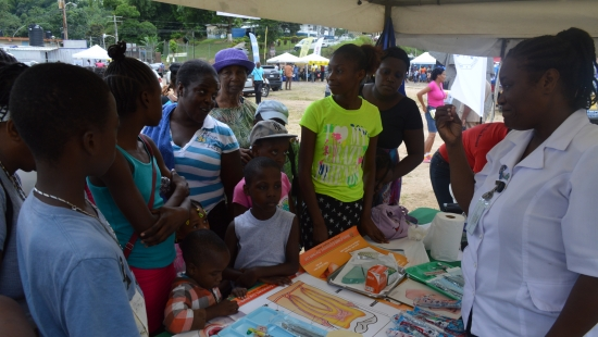 2016 Lawrence Tavern Health and Empowerment Back to School Fair
