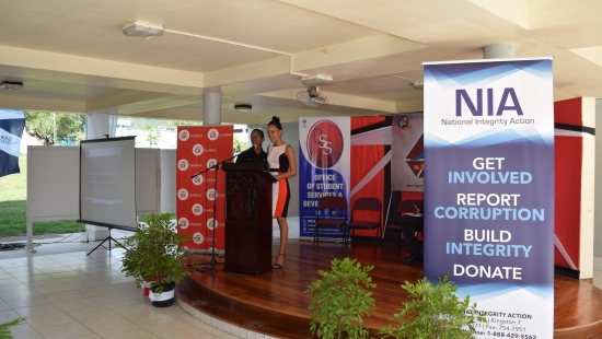 2016 UWI Guild Entrepreneurship Competition Launch