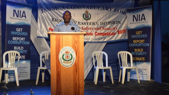 2017 East Kingston Debates