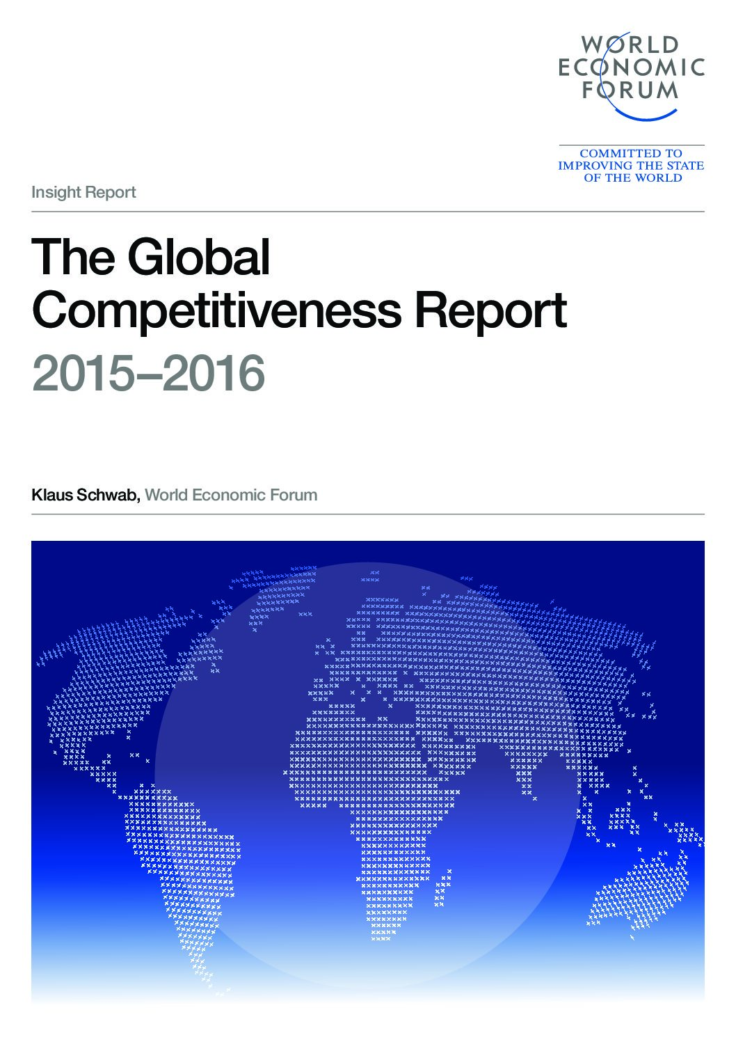 Global Competitiveness Report 2015-2016