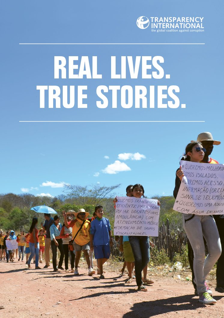 Real Lives – True Stories 2014