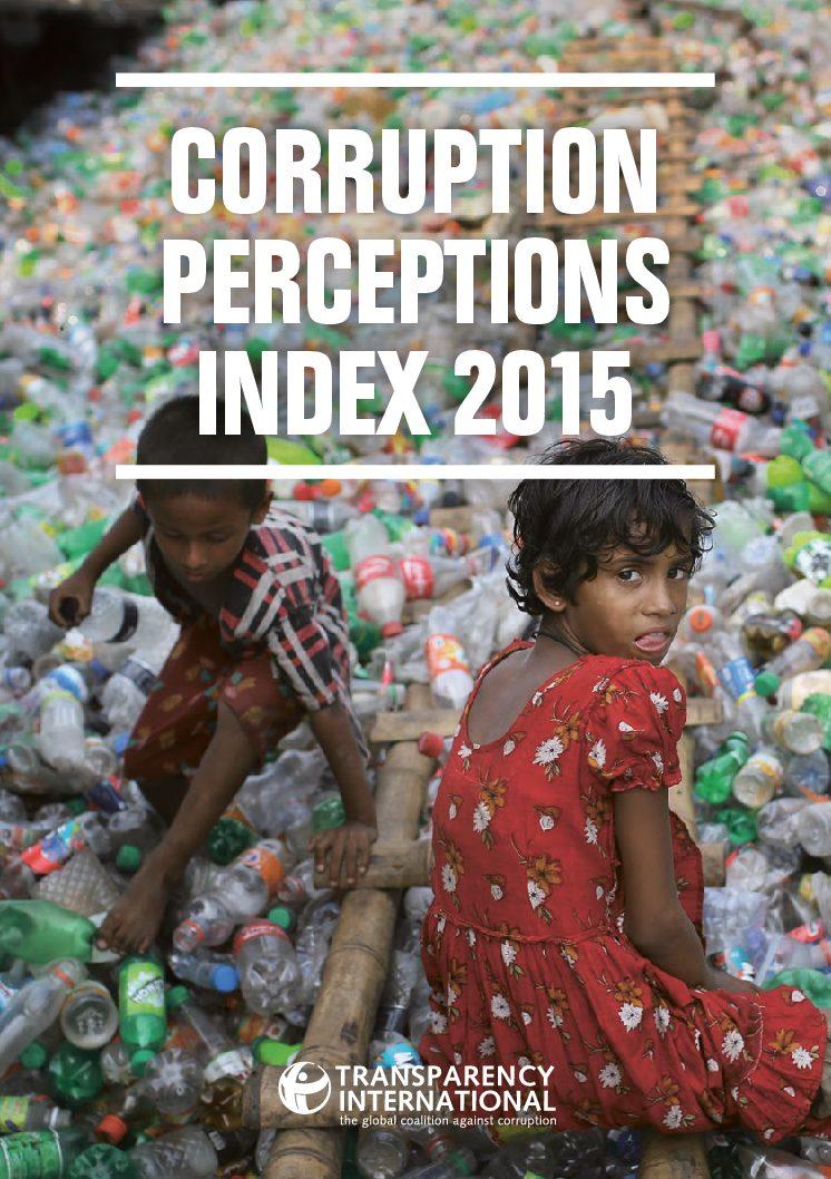 Corruption Perception Index 2015
