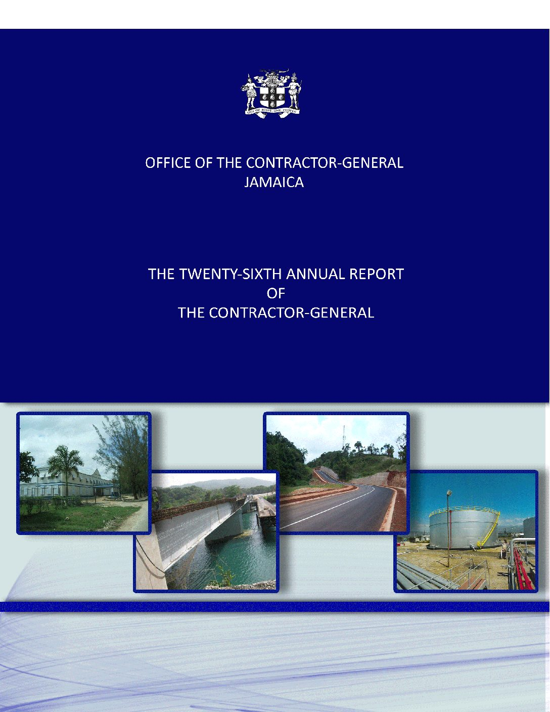 Office of the Contractor General Annual Report 2012