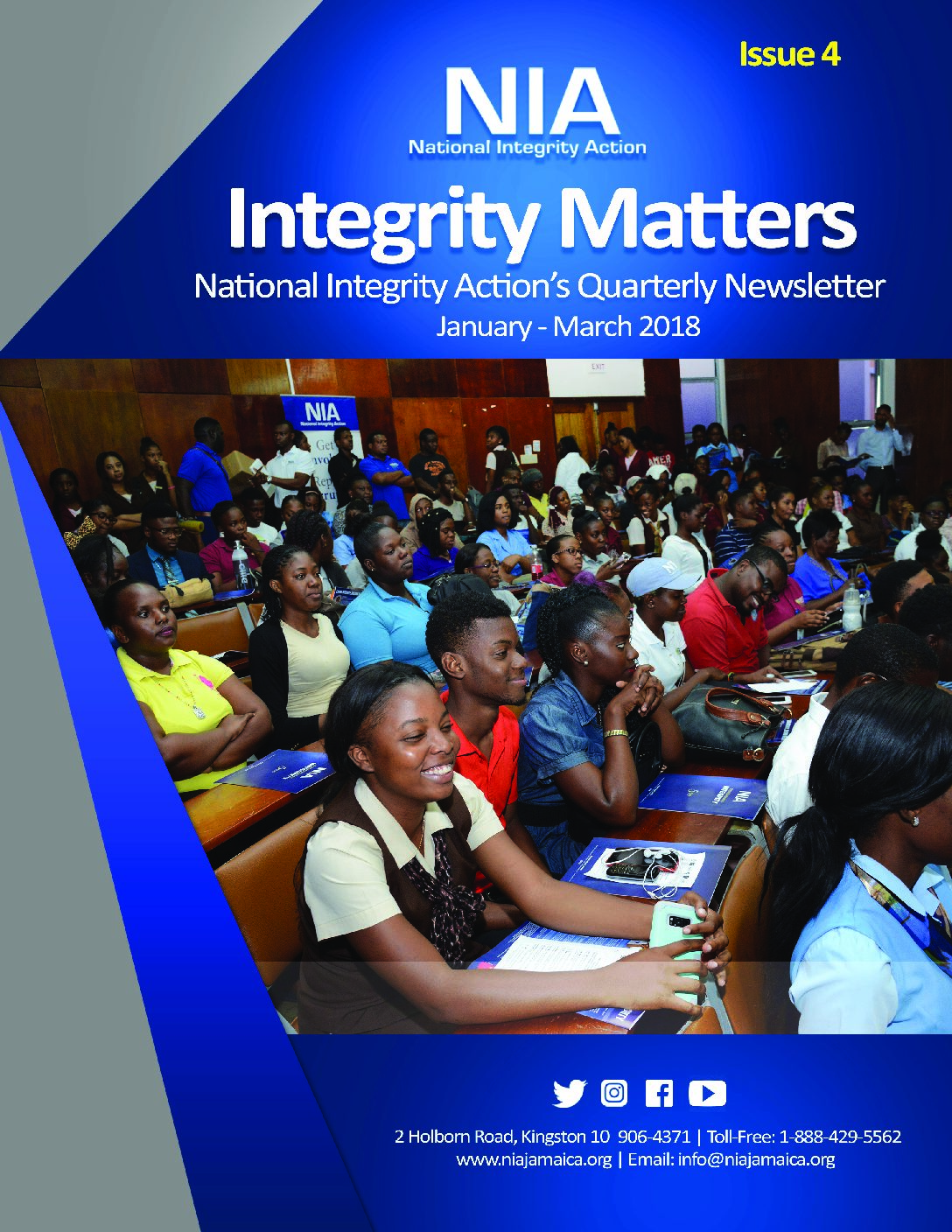 Integrity Matters Issue 4