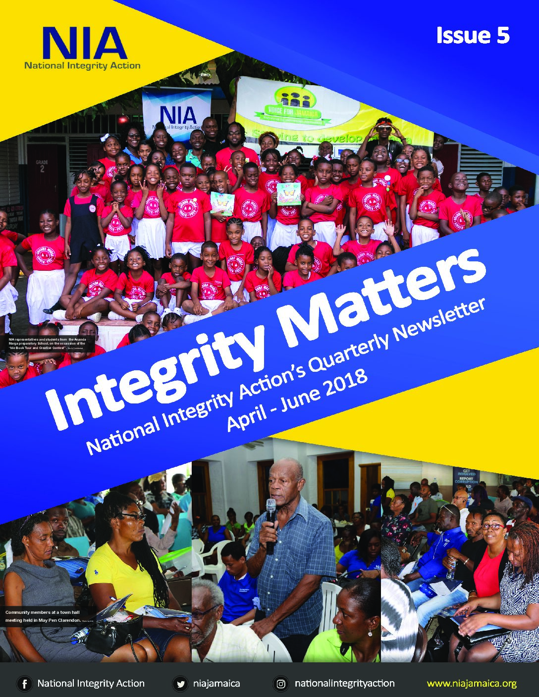 Integrity Matters Issue 5