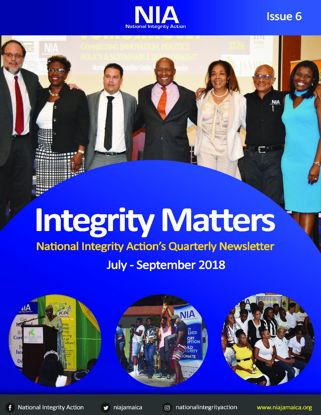 Integrity Matters Issue 6